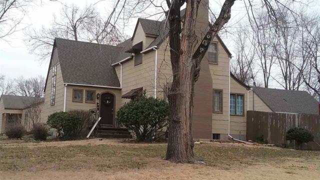 800 E 4th, Eureka, KS 67045 (MLS #545513) :: Select Homes - Team Real Estate