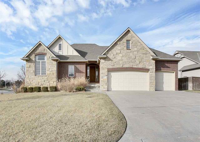 825 N Crescent Lakes Pl, Andover, KS 67002 (MLS #545517) :: Select Homes - Team Real Estate