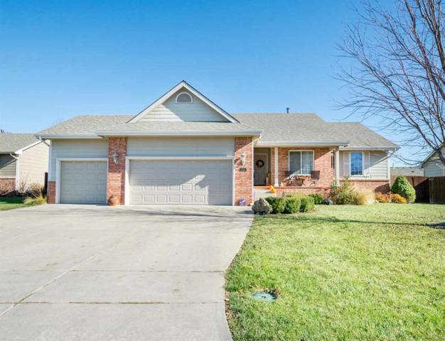 150 N Redbud Ln, Valley Center, KS 67147 (MLS #545575) :: Glaves Realty