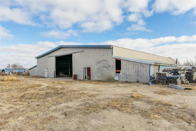11500 N Broadway St, Valley Center, KS 67147 (MLS #545610) :: Glaves Realty