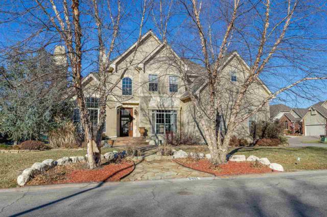 8401 E Oxford Cir, Wichita, KS 67226 (MLS #545663) :: Select Homes - Team Real Estate