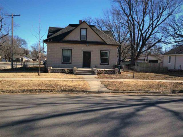 222 N Hutchinson St, Haven, KS 67543 (MLS #545692) :: On The Move
