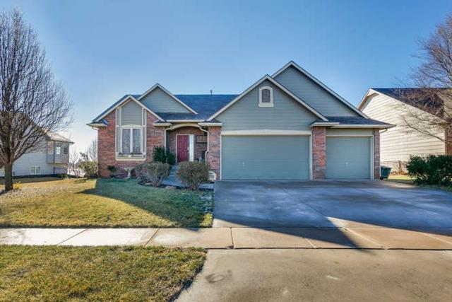 4707 W 31st St S, Wichita, KS 67215 (MLS #545706) :: Select Homes - Team Real Estate