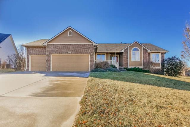 1401 E Ivy Hill Ct, Derby, KS 67037 (MLS #545724) :: On The Move