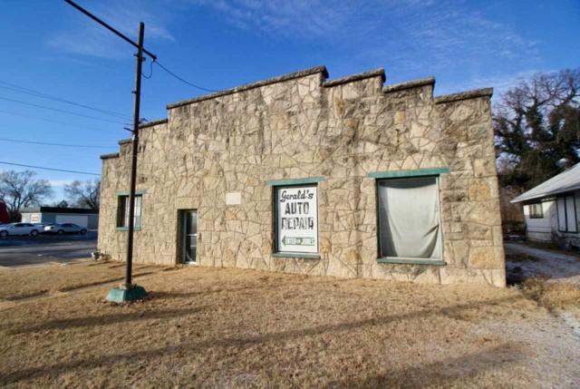 1630 W Central Ave, El Dorado, KS 67042 (MLS #545814) :: Glaves Realty