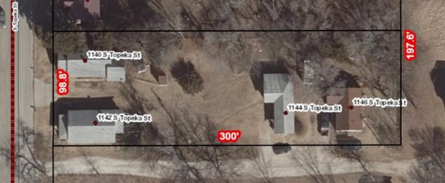 1140 S Topeka St, El Dorado, KS 67042 (MLS #545826) :: Glaves Realty