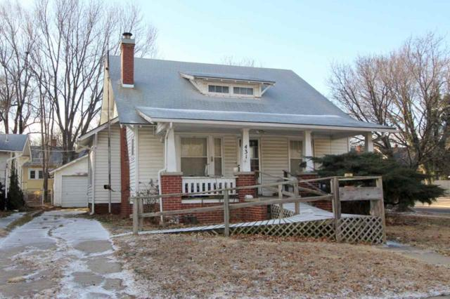 431 N Taylor St, El Dorado, KS 67042 (MLS #545828) :: Glaves Realty