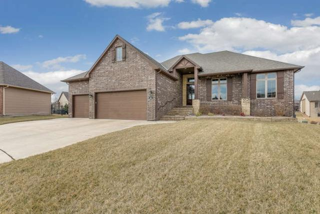 805 N Fairoaks Ct, Andover, KS 67002 (MLS #545904) :: On The Move
