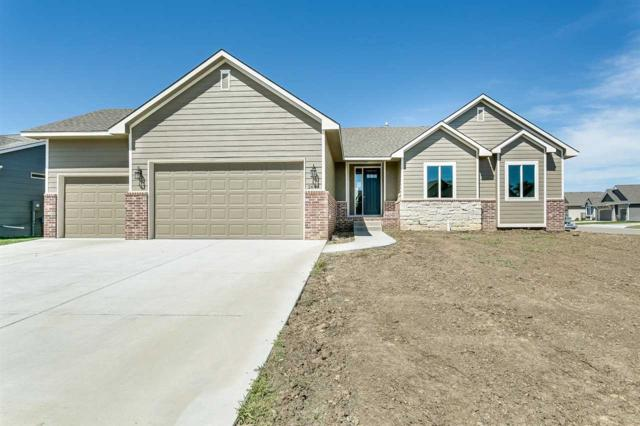 2645 N Bluestone Ct, Andover, KS 67002 (MLS #545926) :: On The Move