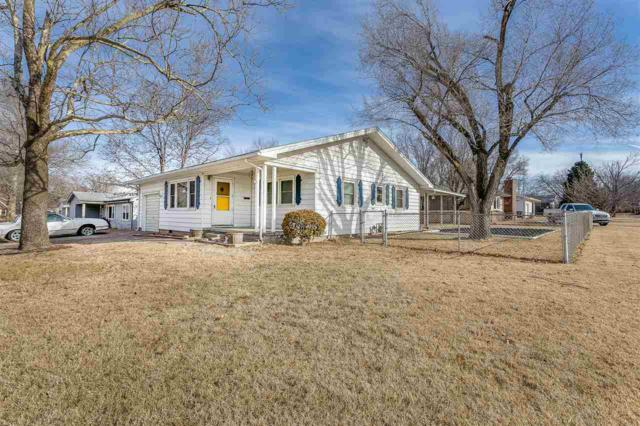 220 Dellway St, El Dorado, KS 67042 (MLS #545931) :: Glaves Realty