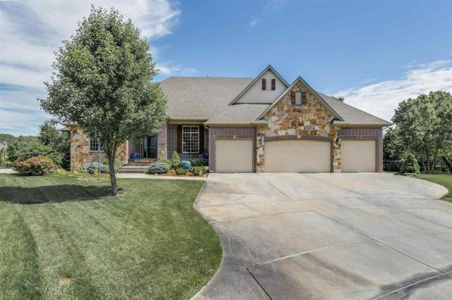 708 N Waterview Pl, Andover, KS 67002 (MLS #545951) :: On The Move