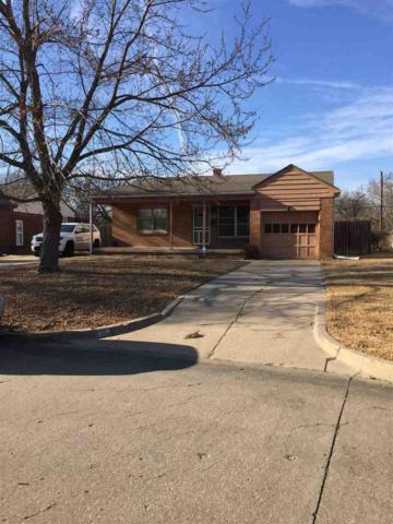 1147 S Inverness Dr, Wichita, KS 67218 (MLS #545962) :: Select Homes - Team Real Estate