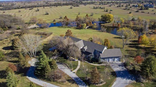 12700 SW Prairie Creek  Rd, Andover, KS 67002 (MLS #546002) :: On The Move
