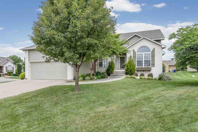 13231 E Glen Creek Ct, Wichita, KS 67230 (MLS #546003) :: On The Move