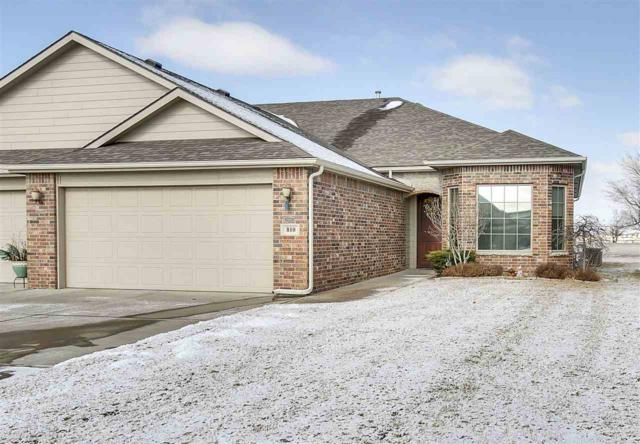 810 W Cottonwood Dr, Valley Center, KS 67147 (MLS #546010) :: Glaves Realty