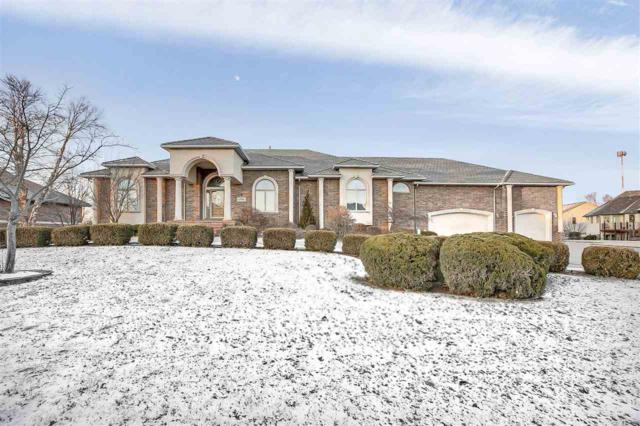 6506 W School Cir, Wichita, KS 67212 (MLS #546040) :: Better Homes and Gardens Real Estate Alliance