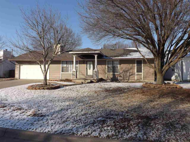 800 W Broadway Ave, Augusta, KS 67010 (MLS #546048) :: On The Move