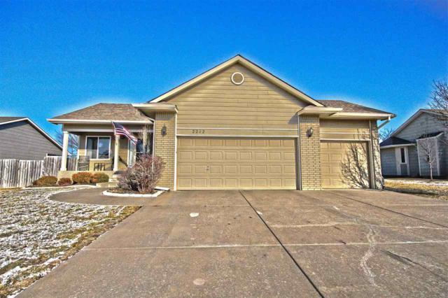 2212 E Glen Hills Dr, Derby, KS 67037 (MLS #546079) :: On The Move