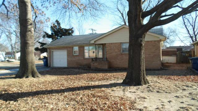 500 S Georgie Ave, Derby, KS 67037 (MLS #546084) :: On The Move