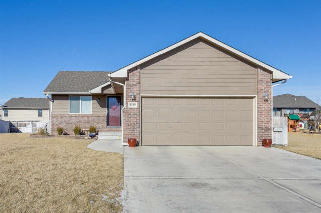 3219 N Nancy Ln, Derby, KS 67037 (MLS #546098) :: On The Move