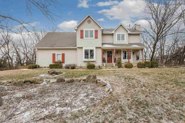 8227 S Tawakoni Rd, Augusta, KS 67010 (MLS #546118) :: On The Move
