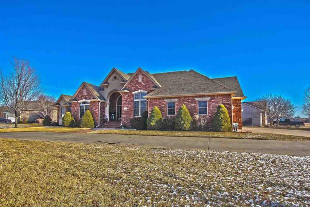 2510 Kinder Dr, El Dorado, KS 67042 (MLS #546123) :: Glaves Realty
