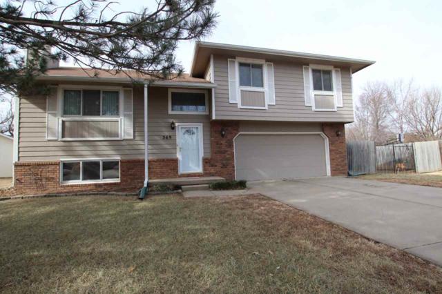 369 N Rutgers St, Wichita, KS 67212 (MLS #546128) :: Select Homes - Team Real Estate