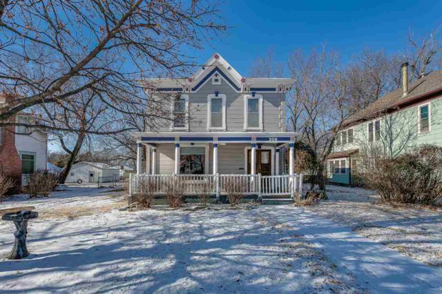 209 Harrison St, Newton, KS 67114 (MLS #546133) :: Select Homes - Team Real Estate