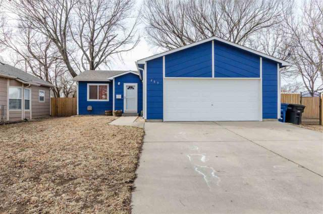609 Osage St, Augusta, KS 67010 (MLS #546136) :: On The Move