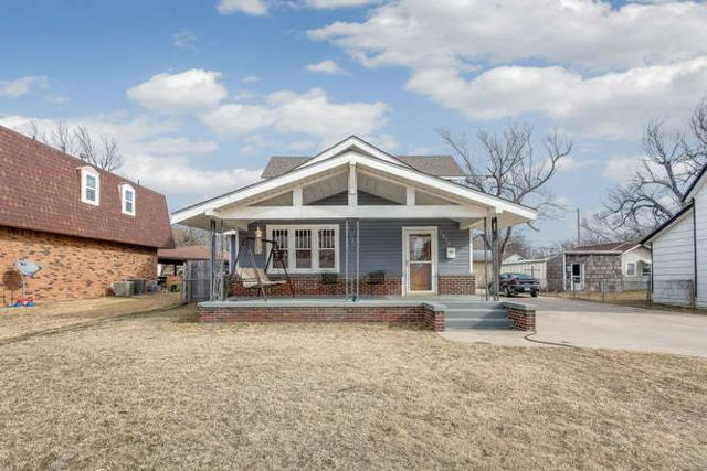 1850 S Silver St, Wichita, KS 67213 (MLS #546188) :: On The Move