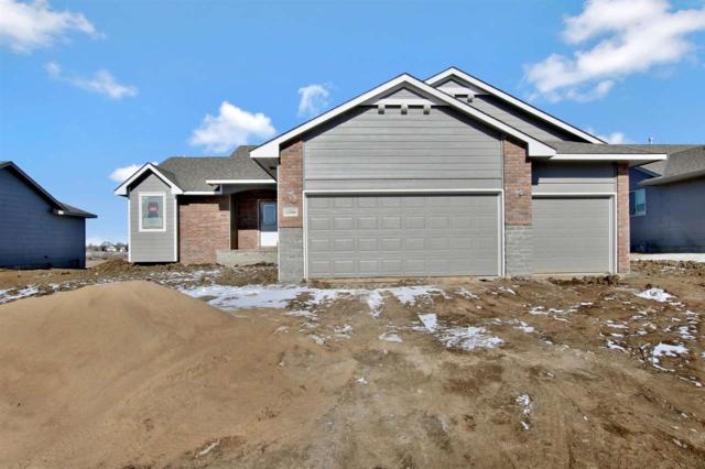 12506 E Casa Bella St, Wichita, KS 67207 (MLS #546194) :: On The Move