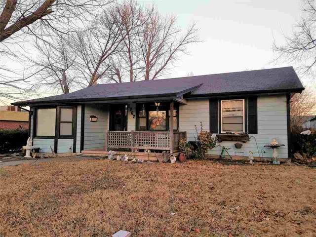 1702 S Erie St, Wichita, KS 67211 (MLS #546199) :: On The Move