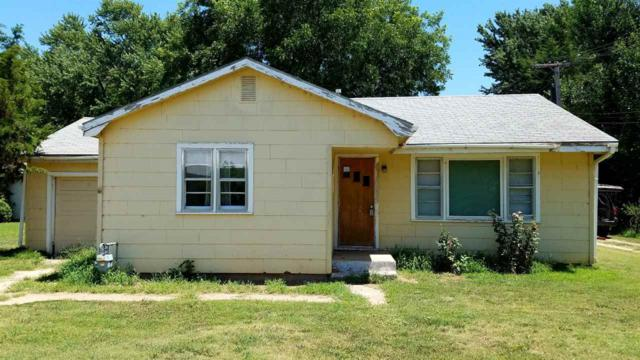 204 S Topeka Ave 503 E 2nd St. H, Haven, KS 67543 (MLS #546207) :: On The Move