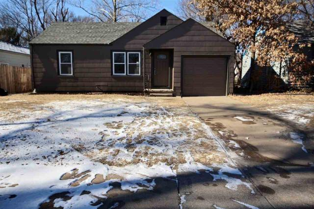 1239 N Dellrose St, Wichita, KS 67208 (MLS #546210) :: On The Move