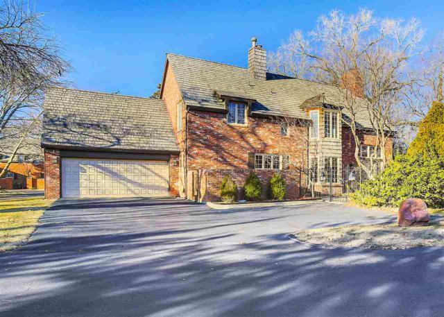 8905 E Douglas, Wichita, KS 67207 (MLS #546308) :: Better Homes and Gardens Real Estate Alliance