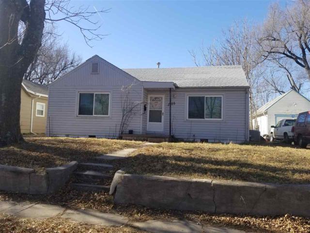 1905 S Gold St, Wichita, KS 67213 (MLS #546353) :: On The Move