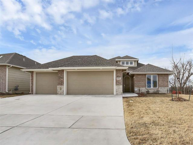6245 E Central Park Ct., Bel Aire, KS 67220 (MLS #546387) :: On The Move