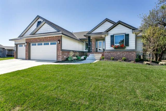 1201 S Fawnwood, Wichita, KS 67235 (MLS #546460) :: On The Move