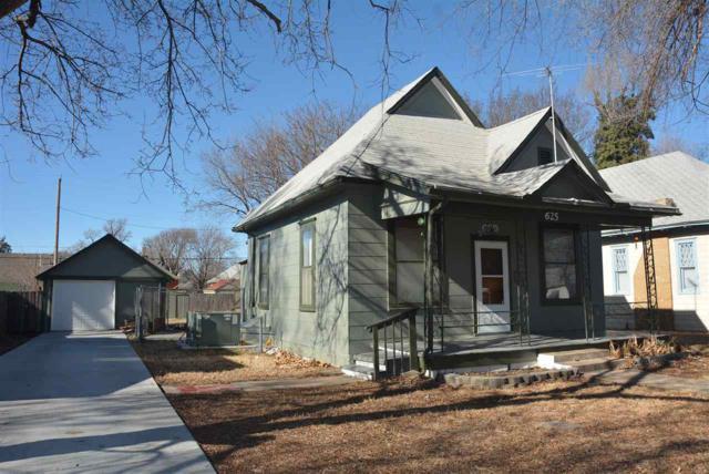 625 S Pattie, Wichita, KS 67211 (MLS #546500) :: Select Homes - Team Real Estate