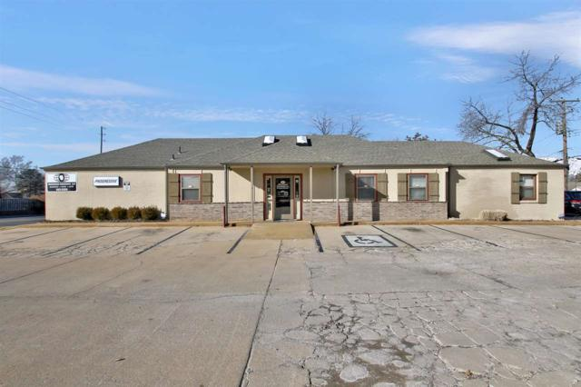 5112 E Central, Wichita, KS 67208 (MLS #546523) :: Better Homes and Gardens Real Estate Alliance