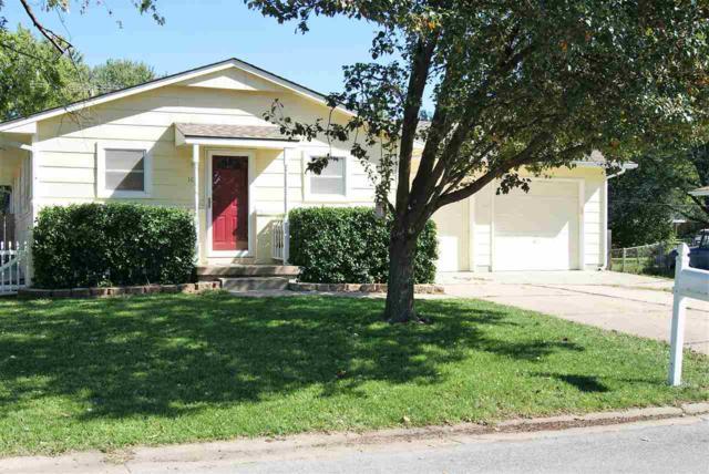 10 Harris Dr, Rose Hill, KS 67133 (MLS #546545) :: Better Homes and Gardens Real Estate Alliance