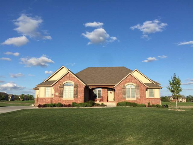 3447 N Deer Ridge Ct, Rose Hill, KS 67133 (MLS #546613) :: Better Homes and Gardens Real Estate Alliance