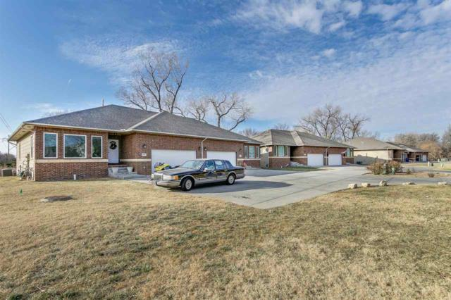 1815 N 127th St E, Wichita, KS 67206 (MLS #546618) :: On The Move