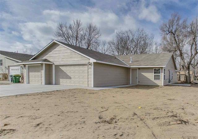 1053 N Edwards, Wichita, KS 67209 (MLS #546637) :: On The Move