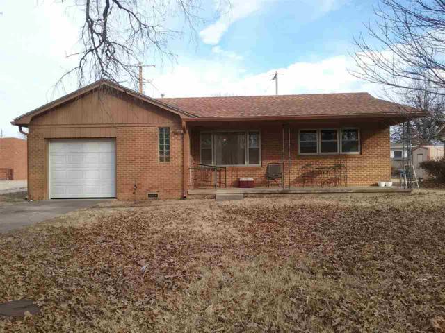 220 Marriott Drive, Eureka, KS 67045 (MLS #546638) :: Select Homes - Team Real Estate