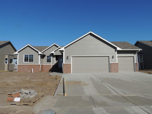 620 S Horseshoe Bend St, Maize, KS 67101 (MLS #546641) :: Better Homes and Gardens Real Estate Alliance