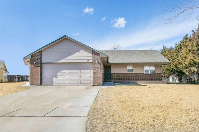 13 N Hopper Dr, Goddard, KS 67052 (MLS #546714) :: Better Homes and Gardens Real Estate Alliance
