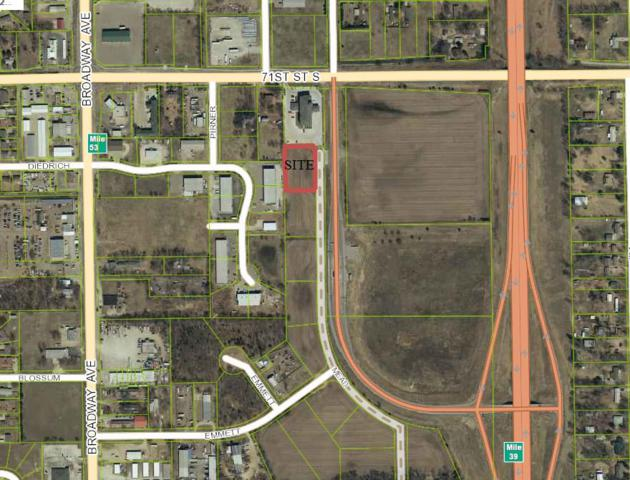 LOT 2 BLOCK B Haysville Industrial Park 2Nd Add., Haysville, KS 67060 (MLS #546746) :: On The Move