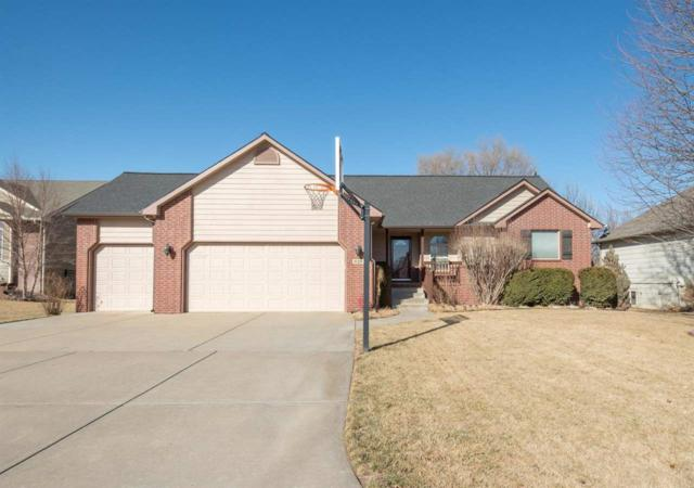628 Anderson, Andale, KS 67001 (MLS #546760) :: Better Homes and Gardens Real Estate Alliance