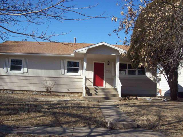 311 Walnut, Halstead, KS 67056 (MLS #546769) :: On The Move